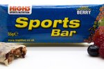 Sports Bar Beere (Box 25 Stück)