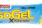 Iso Gel Xtreme 100mg caféine tropical (box 25                                   pièces)