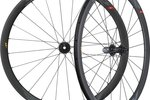 Paire de roues Miche SWR Full carbon T Disc                                     boyau, 1375gr.