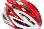 Casque Spiuk mod. Dharma rouge-blanc