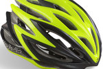 Casque Spiuk mod. Dharma jaune HV (high                                         visibility)