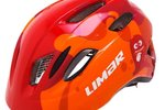 Limar Helm Mod. Kid Pro Ghost Kinder rot