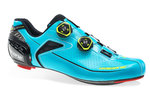 Chaussures route mod. Carbon G. Chrono + Blue                                   2017, semelle carbone