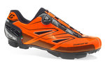 MTB-Schuhe Mod. G. Hurricane Orange 2017
