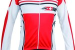 Maillot manches longues, hiver, divisible,                                      mod. Swiss Identity